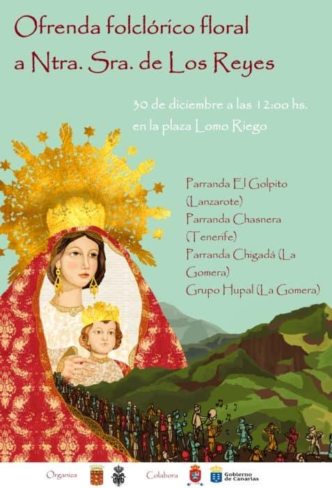 Cartel del día 30 de diciembre