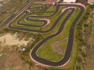 Circuito donde se desarrollarán el campeonato