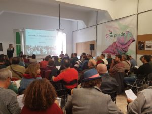 I Asamblea Canaria Sí se puede 02
