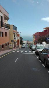 Calle en La Lomada