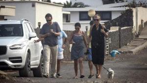 Zapatero, en imagen de archivo en Lanzarote.