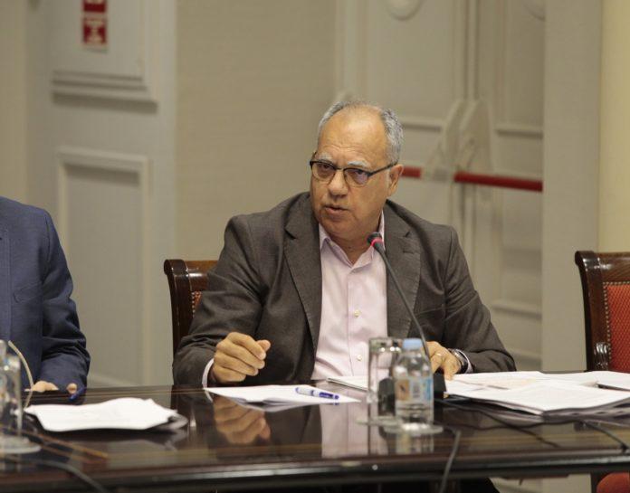 Curbelo pide sosiego para abordar el sistema de financiación autonómica en mayor profundidad