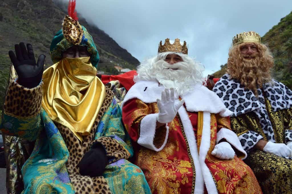 Ver Fotos De Los Reyes Magos De Oriente.Hermigua Recibe Hoy A Ss Mm Los Reyes Magos De Oriente