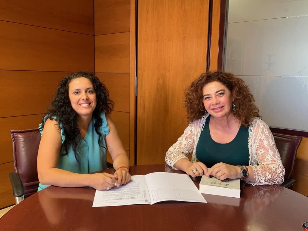 Resultado de imagen de El Cabildo y Diputado del Común abordan los programas de igualdad en La Gomera