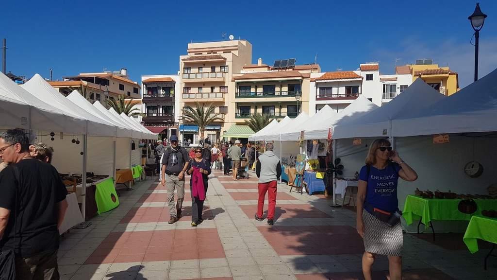 Resultado de imagen de Los oficios artesanos concluyen el calendario de muestras este sábado en Valle Gran Rey