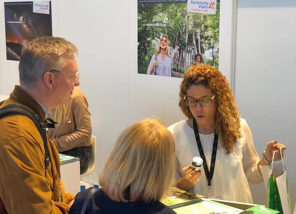 Resultado de imagen de La Gomera participa en dos destacadas ferias turísticas de Alemania y Dinamarca