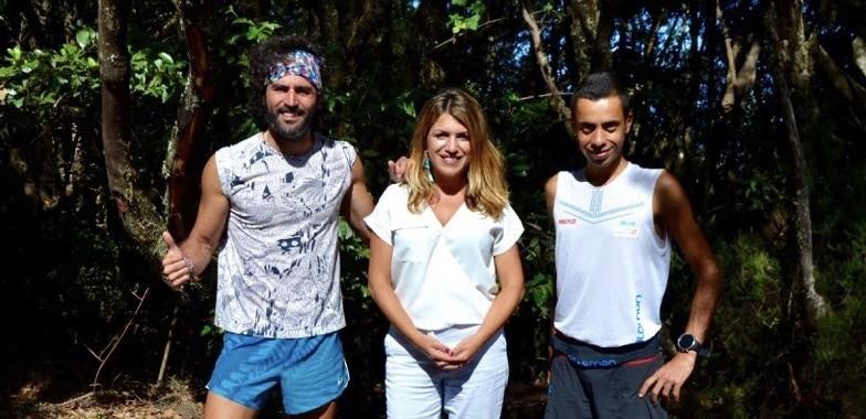 La Gomera se prepara para recibir a los mejores corredores de montaña del mundo en la Salomon Running Camp