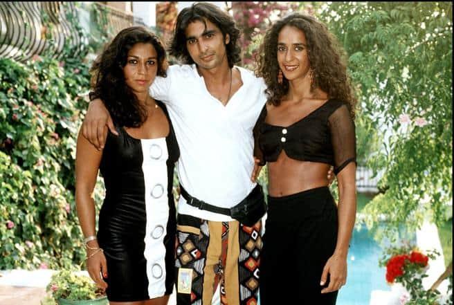 Los cantantes Lolita Flores, Antonio Flores y Rosario Flores. (AH / GTRES)